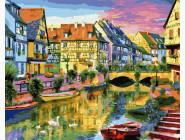 Город в красках