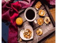 Раскраски для кухни Зимний аромат