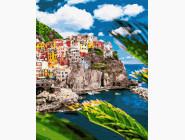 Курортный городок в Италии