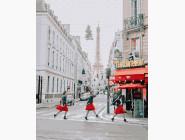 Переход в Париже