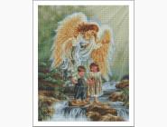 Дети, материнство Ангел и дети