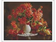 Цветы и букеты Букет на столе
