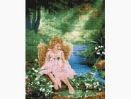 Ангел в лесу