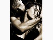 Романтика, любовь Его объятия