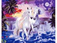 Сказочные лошади