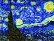 Rainbow Art Звёздная ночь