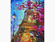 Rainbow Art Весенний Париж