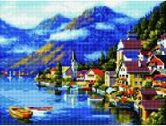 Rainbow Art Живописная Австрия