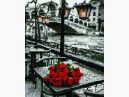 Rainbow Art Розы под дождём