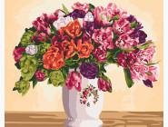 Пышные тюльпаны