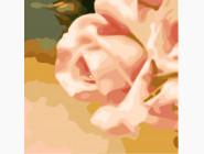 MS14048 Раскраска по цифрам Триптих. Нежные розы (вертикальная) Babylon