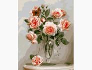 Кораловые розы