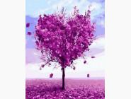 картина по номерам Дерево любви