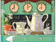 RS-N0001313 Рисование по номерам Завтрак в Провансе
