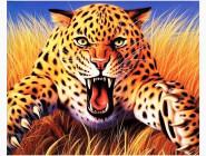 НикиТошка Леопард в прыжке