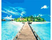 Пейзаж и природа Лазурный пляж
