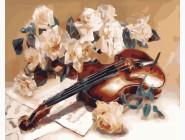 Мелодия скрипки
