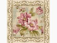 Цветы и натюрморты Картина бисером в рамке Идейка Клематис (ВБ1021)