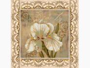 Цветы и натюрморты Картина из бисера Идейка Ирис (ВБ1024)