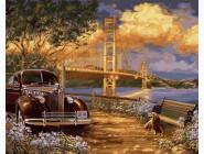 Городской пейзаж Американская мечта