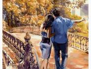 Романтика, любовь Романтическая осень
