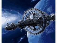 Абстракция и прочее Космическая станция