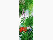 Цветы и натюрморы Вышивание крестиком Идейка Райский сад (H072(2))