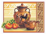 Цветы и натюрморы Вышивка крестиком Идейка Натюрморт (J014)