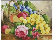 Цветы и натюрморы Набор для вышивания Идейка Вдохновение (J106)