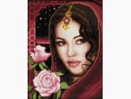 Портреты, люди Набор для вышивки Идейка Восточная красавица (R485)