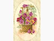 Цветы и натюрморты Набор для вышивки бисером Идейка Колодец желаний (ВБ2020)