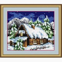 Алмазная живопись для новогодних подарков
