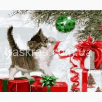 Картины по номерам — лучшие корпоративные подарки на Новый год 2021
