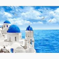 Скидка 5% на картины по номерам с морскими пейзажами до 30 сентября