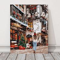 Модные картины по номерам Идейка — новинки декабря