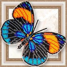 Бабочки на пластиковой основе