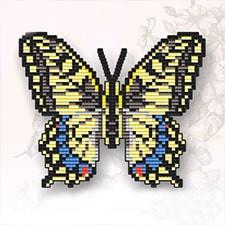 Алмазная вышивка Бабочки и магниты