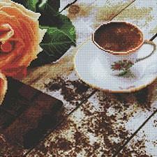 Кофе, чай, чашки