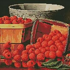 Натюрморт, фрукты и овощи