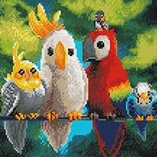 Птицы и павлины