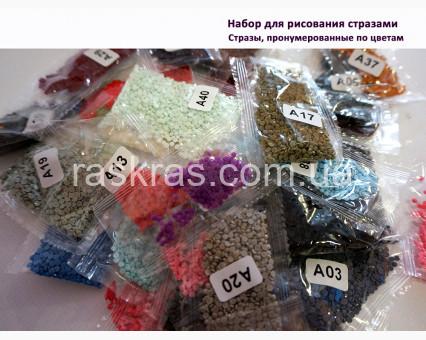 Алмазная мозаика Бриллиантовые ручки Кошачьи посиделки (на подрамнике) (GU_198654)