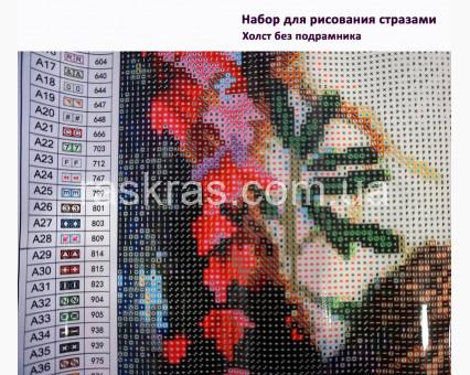 Алмазная мозаика Бриллиантовые ручки Уголок Италии (на подрамнике) (GU_188047)