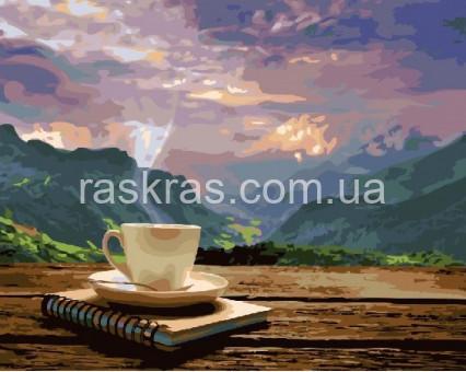 BRM24686 картина по номерам Дзен Raskraski