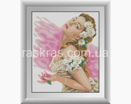 DA-30932 алмазная вышивка Леди Камелия Dream Art