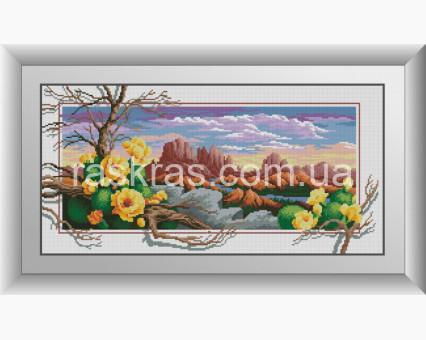 DA-30977 алмазная вышивка Панорама Dream Art