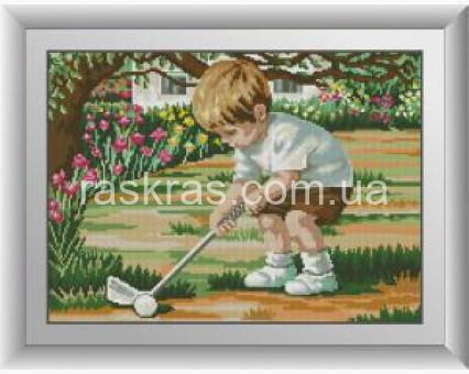 DA-30985 алмазная вышивка Игра в гольф Dream Art