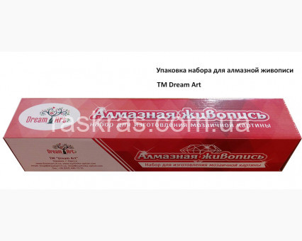 Алмазная мозаика Dream Art Воробьи (DA-30772) 27 х 27 см