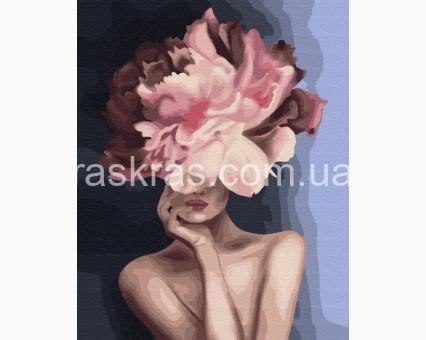 PGX34806 картина по номерам Изящный цветок Brushme Premium