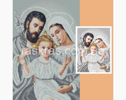 231721 набор по фото на подрамнике Картина из страз по фото на подрамнике 40 х 60 см ТМ Алмазная мозаика