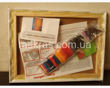 Алмазная живопись Rainbow Art Летняя терасса (PDF10) 30 х 40 см